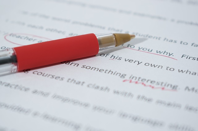 Our proofreading service is fully confiidential