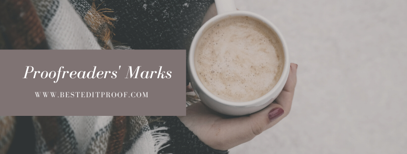 proofreaders marks